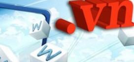 Thủ tục đăng ký tên miền .vn