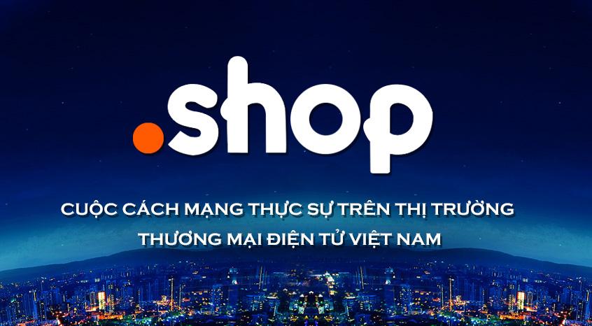 tên miền .shop